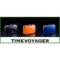 送料無料|アタッシュケース TIMEVOYAGER Attache タイムボイジャー アタッシュ スタンダードA3 14L ディープブルー・ATS _