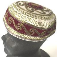 ムスリム(イスラム)帽子 トゥピ 31(53cm)