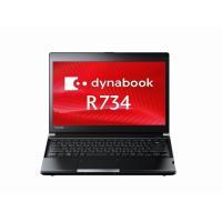 ■英語OS【中古】MSATA-SSD搭載dynabook R734■   ・信頼の東芝製モバイルノー...