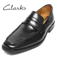 クラークス 靴 メンズ ビジネスシューズ ローファー スリッポンシューズ CLARKS Tilden way
