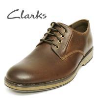 クラークス 靴 メンズ ビジネスシューズ プレーントゥ セール CLARKS Hinman Plain