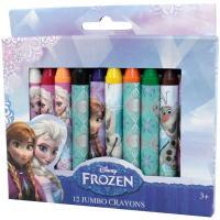 可愛い!! Frozen[アナと雪の女王]のクレヨンセット!! 可愛いクレヨンでたくさんお絵かき♪ ...