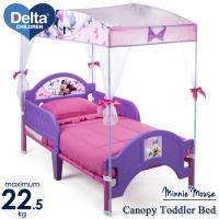 夢いっぱいキャノピー付き子供用ベッドです!!  一人で眠れる様になったご褒美に、 大人になっても思い...
