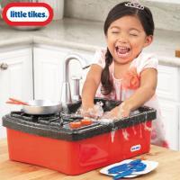 世界中のベビーからキッズまでが愛用する 「Littletikes/リトルタイクス」より 水遊び遊具の...