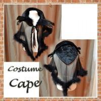 ハロウィンやコスチューム着用時に!! 首元の羽が存在感たっぷりでとってもキュート!  (サイズ) ・...