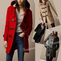 品質重視のダッフルコート! 柔らかいカシミアタッチの品の良いコートです。 小さめの作りになっておりま...