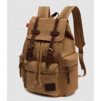 帆布×本革 バッグ鞄メンズリュックサック ディバッグ キャンバス地 通学旅行 男女兼用  HF1039