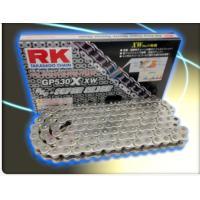 RKチェ-ン GP530X-XW-120 シルバー 530-120