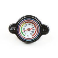 TC148-11 バイク用 水温計付き ラジエーターキャップ 1.1kg/cm2 CRF450R CRF250R CRF450R KX250 RMZ450 RM250 YZF-R1 YZ250 WR250R
