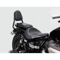 ◆適合車種:ヤマハ ボルト/R/ABS  ◆素材:スチール製ブラック2重塗装 ◆パット付   ※20...