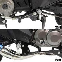 ◆適合車種:Kawasaki Z125PRO ◆ポジション:95mmバック / 14mmアップ   ...
