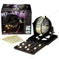 ビンゴゲームです。  【セット内容】 ・ビンゴゲーム本体 ・ボール75個 ・予備玉 ・ビンゴカード3...