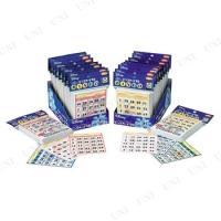 1枚1枚すべて違うキャラクターのビンゴカードが50枚入っています。キャラクターは全部で100種類あり...