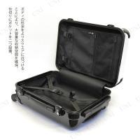 取寄品  CARART(キャラート) アートスーツケース フレーム4輪 31L 機内持込サイズ ベーシック デパーチャーズ ライトブラウン ファッシ