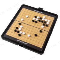 どこでも楽しめる、ポータブルサイズの囲碁十三路盤です。将棋とならんで日本人にはなじみの深いゲーム。コ...