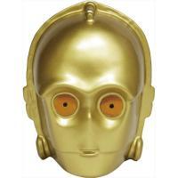 スターウォーズの人気者、お茶目なアンドロイドC-3POのコインバンク! 磁器ながら頭の突起までしっか...