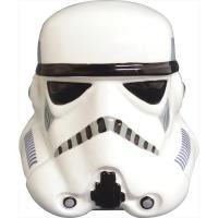 スターウォーズの帝国軍兵士ストームトルーパーの貯金箱! カッコいいトルーパーマスクがそのままコインバ...