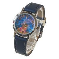 高級感のある合皮素材のベルトで付け心地の良い人気ディズニープリンセスの腕時計の登場です。 ベルト部分...