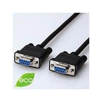 メール便送料無料 エレコム 環境対応RS-232Cケーブル(ノーマル) 3m C232N-ECO93...