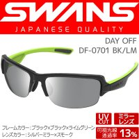 人気のLION SIN (ライオンシン)が破格!スワンズ偏光レンズサングラス ツルの部分と鼻パッドが...