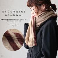 r140117049 [商品説明]  【温かさを持続させる特殊な編み構造あぜ編みニット】 【色褪せが...