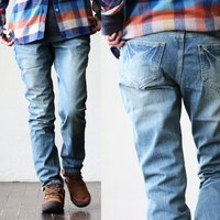r151210038 [商品説明] ・ヒップから裾まで脚のラインを拾わない、真っ直ぐなストレート。 ...