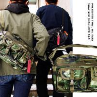 r160123011 [商品説明] 「多ポケットデザインミニショルダーバッグ」 「容量は約3リットル...