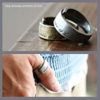 r161010002 [商品説明] ・アンティーク調の錆びついた風合いの真鍮。 ・21〜22号程度の...