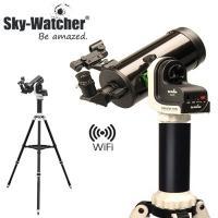 スカイウォッチャー 天体望遠鏡 WiFi対応自動導入式 AZ-Gti+MC90セット SET044