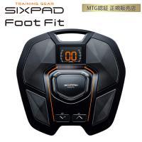 MTG シックスパッド フットフィット SIXPAD Foot Fit SP-FF2310F フィットネス 正規販売店