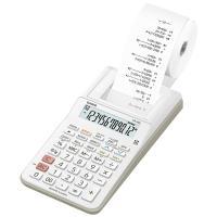 【在庫目安:お取り寄せ】CASIO  HR-8RC-WE プリンタ電卓