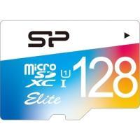 SP128GBSTXBU1V20SP シリコンパワー UHS-1対応 microSDXCカード 12...