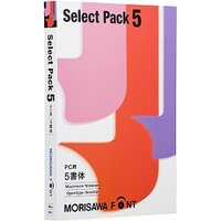 M019452 モリサワ MORISAWA Font Select Pack 5