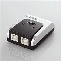 U2SW-T2 ELECOM U2SWT2 エレコム USB2.0対応切替器 2回路