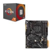 [パーツセット] AMD Ryzen 7 2700X + ASUS TUF B450-PLUS GAMING セット