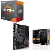 [パーツセット]AMD Ryzen 5 3600 BOX + ASUS TUF GAMING X570-PLUS セット