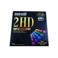 maxell 2HD省電力フロッピー 1枚入り MF2-256HD.1P 両面ハイテンシティタイプ ...