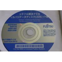 FUJITSU トラブル解決ナビ&リカバリデータディスク(32ビット版)  Windows7 Pro...