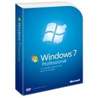 Windows7 Professional 64Bit Service Pack1 DSP版