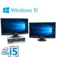 デスクトップパソコン ●CPU:Core i5-2400 (3.1GHz) ●メモリ:4GB ●HD...