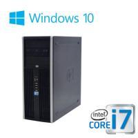 デスクトップパソコン ●CPU:Core i7-3770(3.4G) ●大容量メモリ:8GB ●HD...