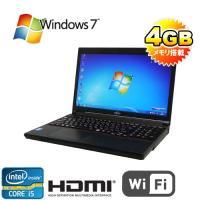デスクトップパソコン ●CPU:第4世代Core i5-4300M/ 2.6GHz(最大3.30GH...
