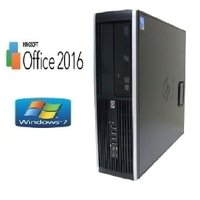 デスクトップパソコン HP Core2duo Office付 ●CPU:Core2Duo E6850...