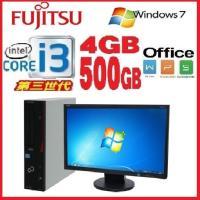 デスクトップパソコン ●CPU Intel Core i3 2100 (3.1GHz) ●メモリ:4...