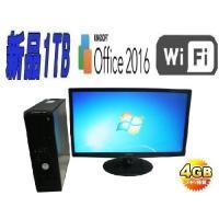 デスクトップパソコン ●CPU Core2Duo E7500 2.93GHz ●メモリ 4GB ●1...