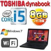 ノ−トパソコン ●CPU:Core i5 2520M(2.50GHz) ●メモリ:8GB ●HDD:...