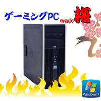 中古パソコン ゲ−ミングPC ●CPU:Core2Duo E8500(3.16GHz) ●メモリ:4...