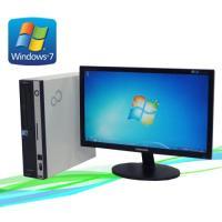 ・デスクトップパソコン ●CPU:Core2Duo-E7500(2.93GHz) ●高速DDR3メモ...