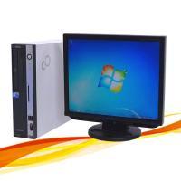 デスクトップパソコン ●CPU:Core2Duo E7500 (2.93GHz) ●メモリ:2GB ...