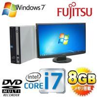 デスクトップパソコン ●CPU:Core i7-2600(3.4GHz) ●メモリ:8GB ●HDD...
